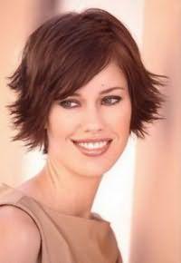 как красиво уложить короткие волосы 7