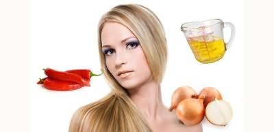 Ингредиенты маски для роста волос