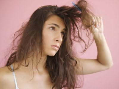 как волосы утяжелить
