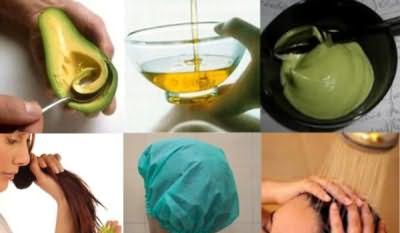 Маска из авокадо – питает, увлажняет и восстанавливает