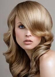 Нежный и теплый пшеничный оттенок блонда