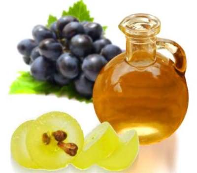 Масло из виноградных косточек обеспечит волосам полноценное питание