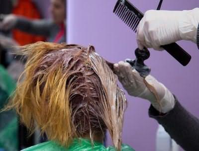 акая профессиональная краска для волос самая лучшая