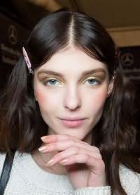 модный цвет волос осень-зима 2015 2016 1