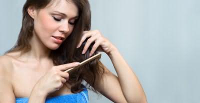 Запомните, что мокрые волосы запрещено расчесывать и подвергать термическому стайлингу