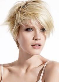 короткие стрижки для редких волос 3