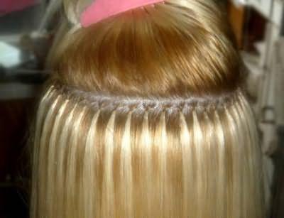 Фото: наращивание волос - быстрый способ увеличения длины и густоты волос