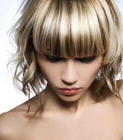 У вас редкие волосы? Мелирование зрительно увеличит их количество!