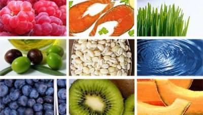 Сбалансированное питание - залог здоровых волос