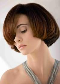 стрижка каре для тонких волос 5