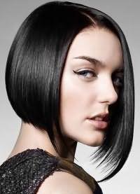 стрижка каре для тонких волос 7