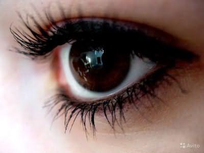 Теплые, страстные, яркие темно-карие глаза гипнотизируют окружающих.