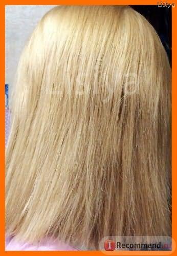 Волосы ПОСЛЕ первого мытья головы, естественная сушка