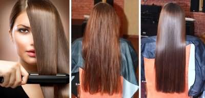 Утюжок обеспечит максимальное закрепление вещества на прядях и гарантирует максимальное выпрямление волос