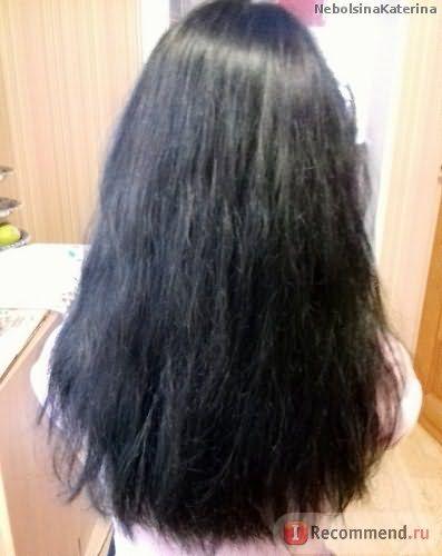 мои волосы после шампуня глубокой очитки