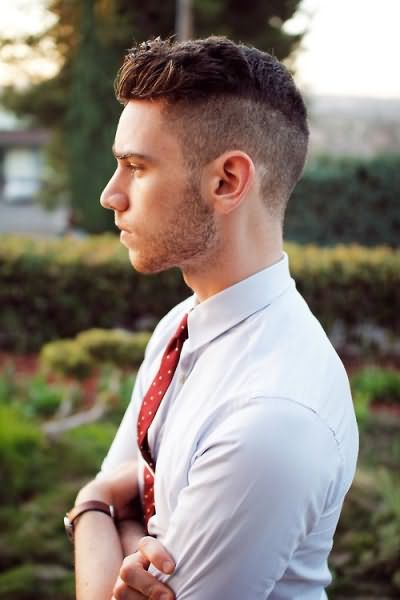 мужские прически 2016 на короткие волосы фото