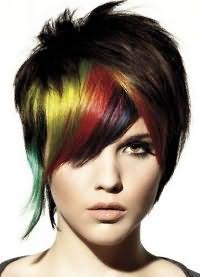 Современные причёски9