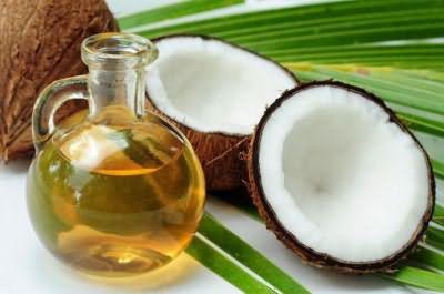 Как использовать масло кокосовое для волос