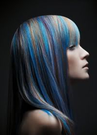 колорирование русых волос 7