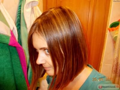 Колорирование волос фото