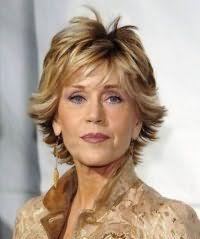 Стрижка на средние волосы для женщин 50 лет
