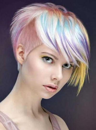 Стрижки не требующие укладки на короткие волосы