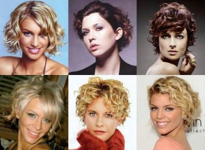 Подобрать короткую причёску возможно практически под любую внешность