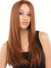 Стрижка на длинные волосы, не требующая укладки