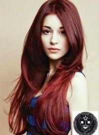 Идея стрижки для длинных волос без укладки
