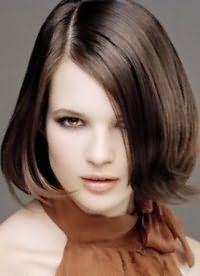 Стрижка для средних волос, не требующая укладки