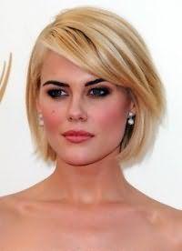 Стильная стрижка, не требующая укладки, для коротких волос