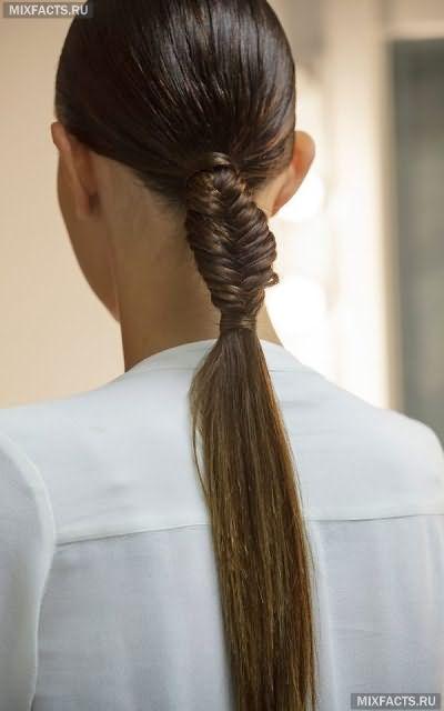 красивые косы для длинных волос