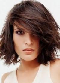 красивые причёски для коротких волос 1