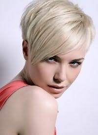 красивые причёски для коротких волос 7