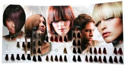 Краска для волос Keune (Кене): палитра