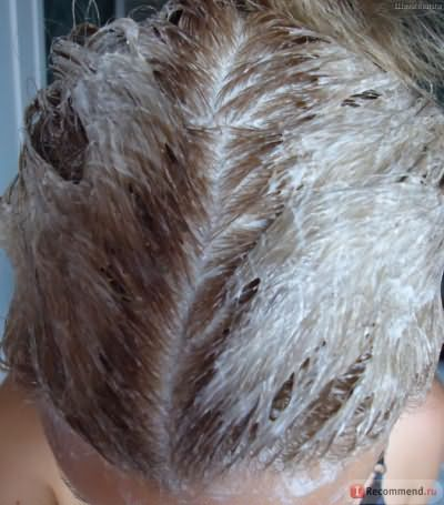 Краска на волосах, держу 50 минут.