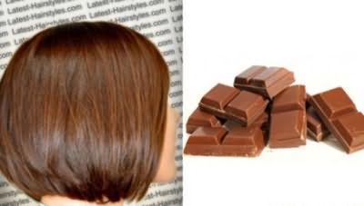 Очень «сладкий» цвет волос