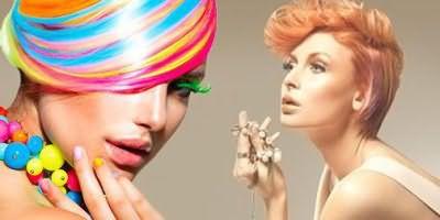 краска для волос оллин палитра
