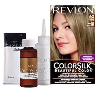 Краска для волос Revlon Colosilk - Ревлон Колорсилк