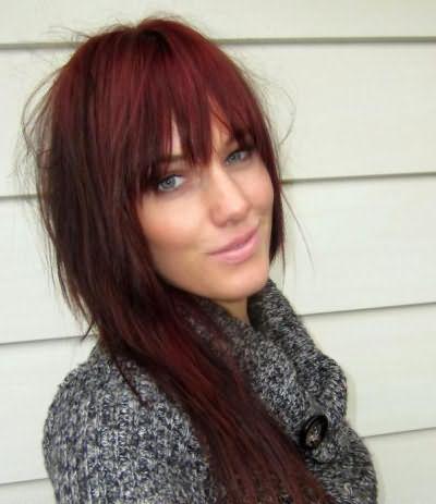 палитра професиональной краски для волос