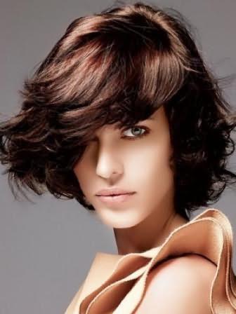 шоколадные оттенки краски для волос