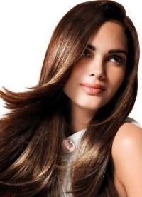 шоколадные оттенки волос палитра 3