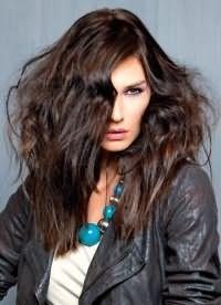 шоколадные оттенки волос палитра 4