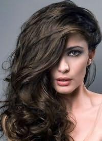 шоколадные оттенки волос палитра 7