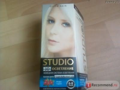 Осветлитель для волос Essem hair 3d studio осветление фото