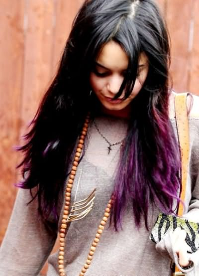 Загадочный и женственный фиолетовый