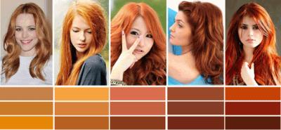 Инструкция по подбору подходящего цвета