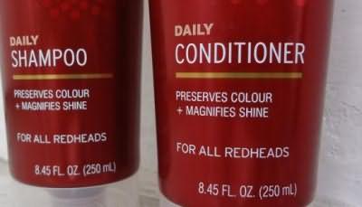 Radiant RED от John Frieda – специальный шампунь для рыжеволосых (цена от 600 руб.)