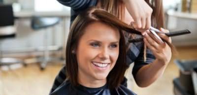 Для поддержания формы и здоровья кудрей отправляемся в парикмахерскую не реже 1раза в 3-4месяца.