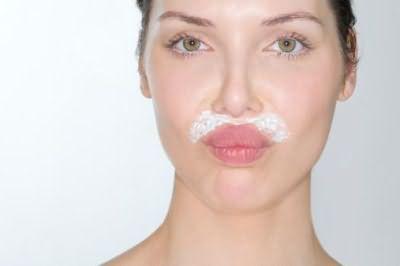 крем для депиляции волос на лице